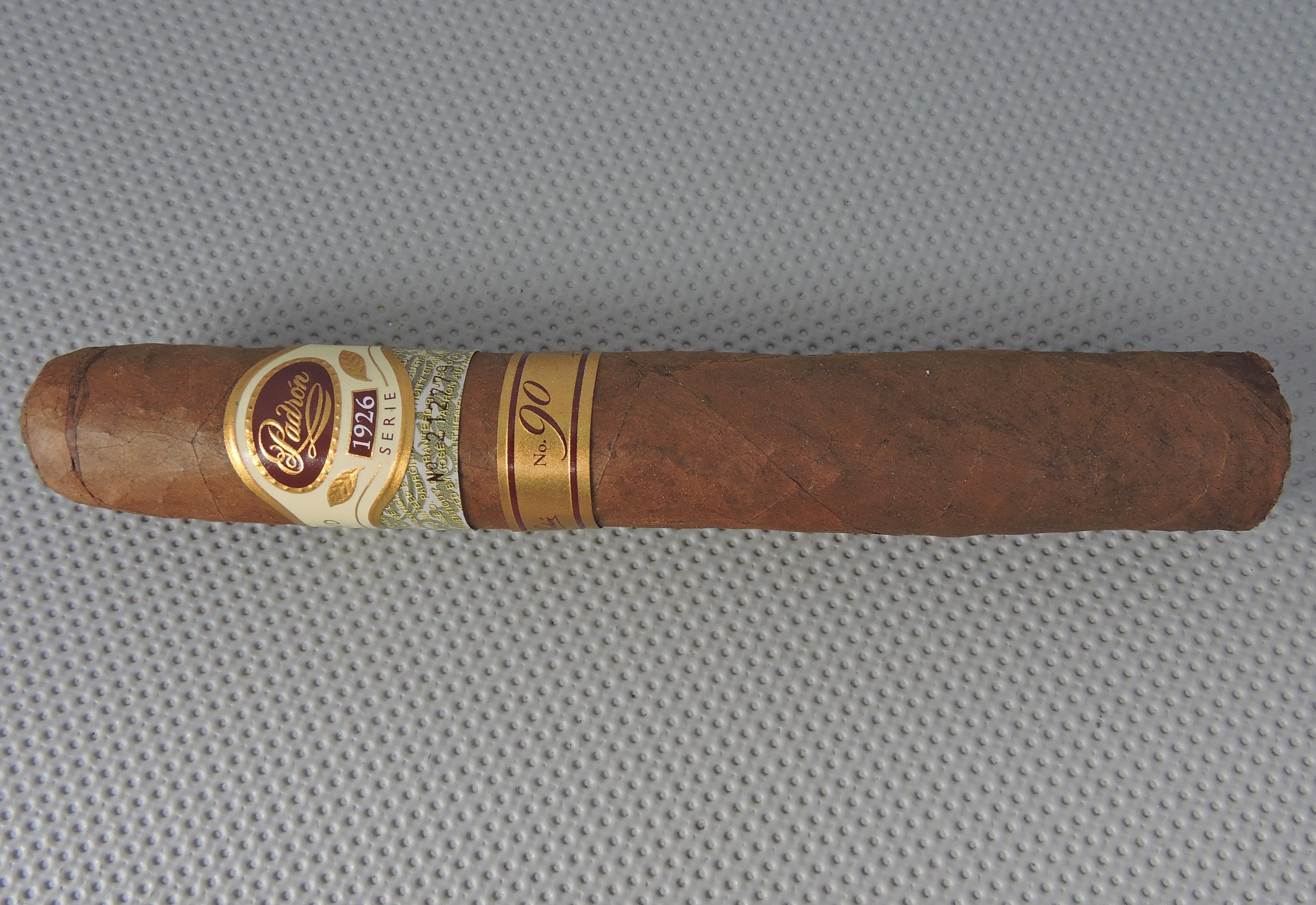 Cigar Review: Padrón 1926 Serie No. 90 Natural