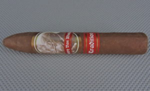 Cigar Review: Pappy Van Winkle Tradition Belicoso Fino by Drew Estate