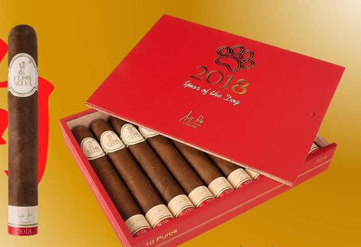 Year of the Dog by Maya Selva Cigars