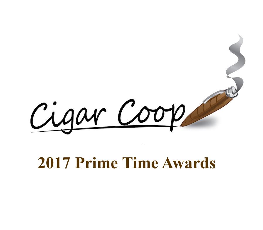 Cigar Coop Prime Time Awards