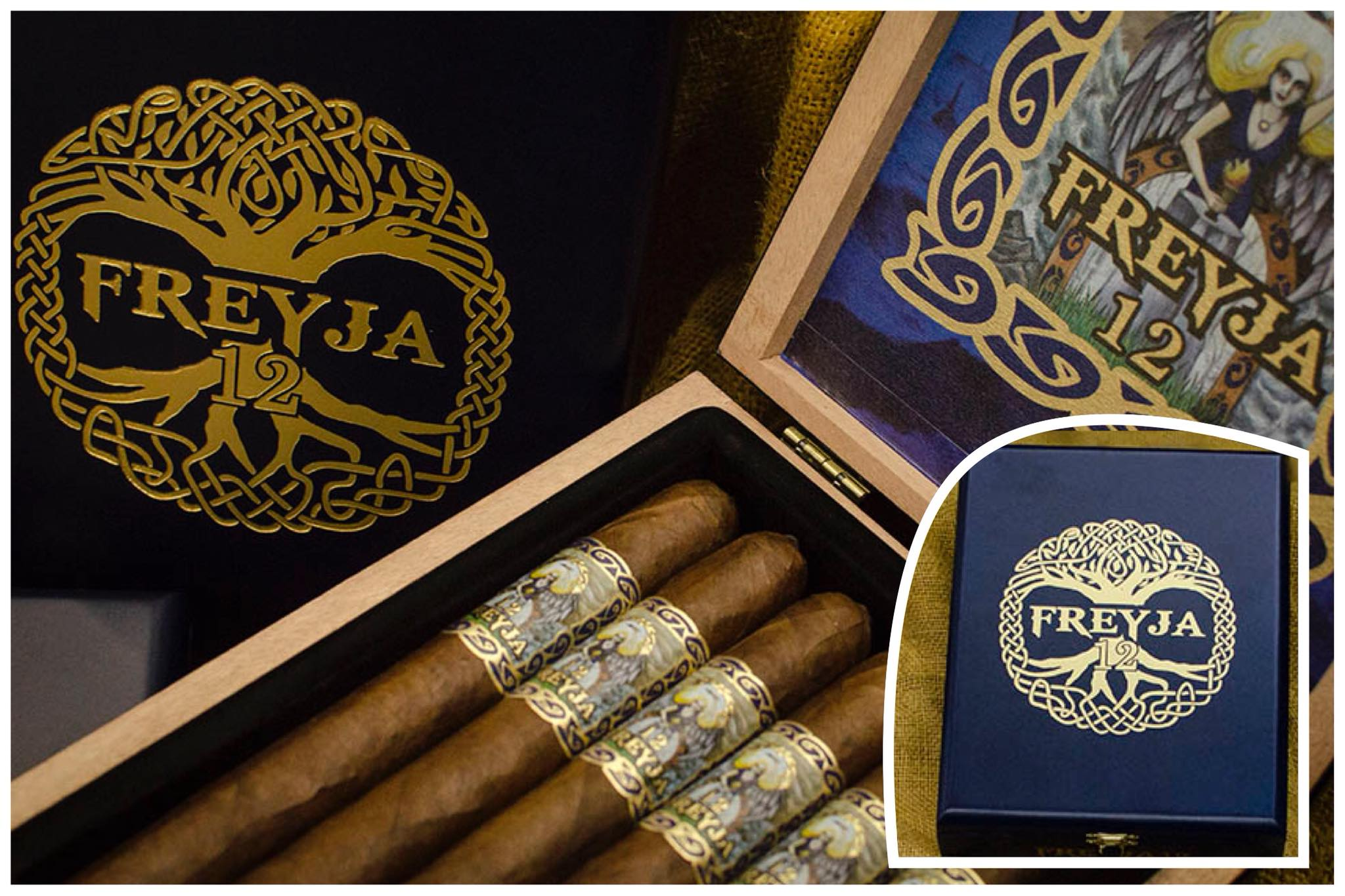 Cigar News: Las Cumbres Tabaco to Release Freyja 12