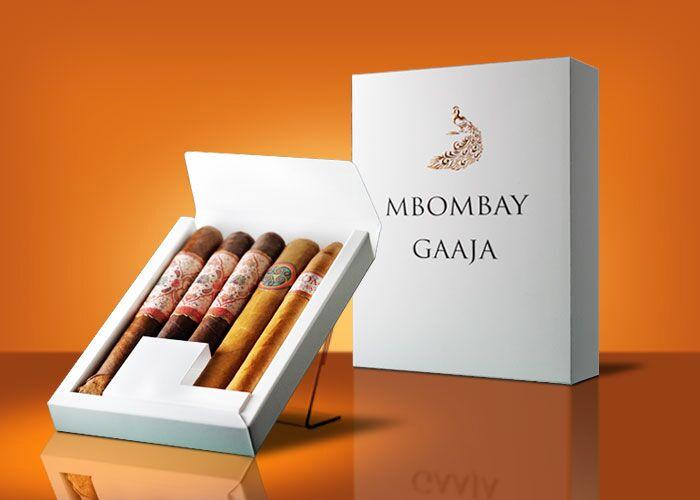 Cigar News: Bombay Tobak Adds MBombay Classic Torpedo to New Sampler