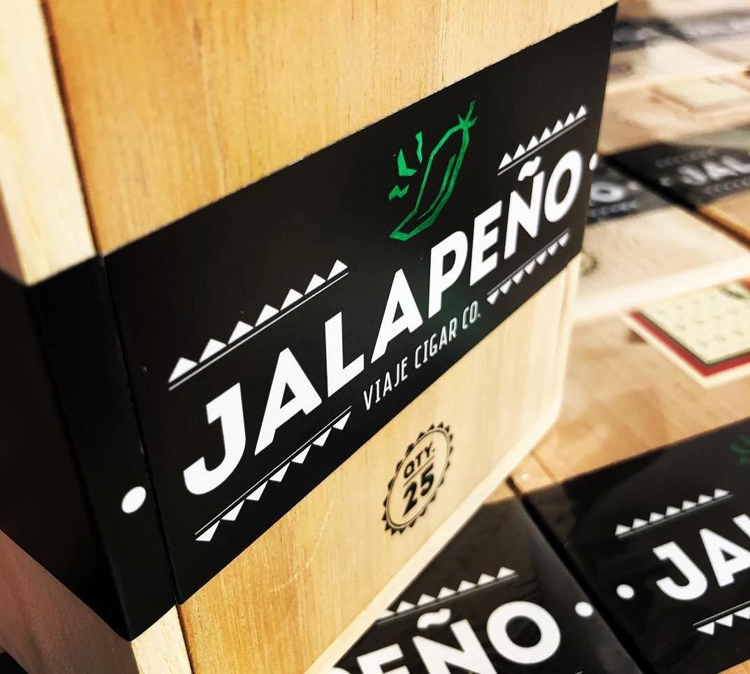 Cigar News: Viaje Jalapeño Returns for 2018