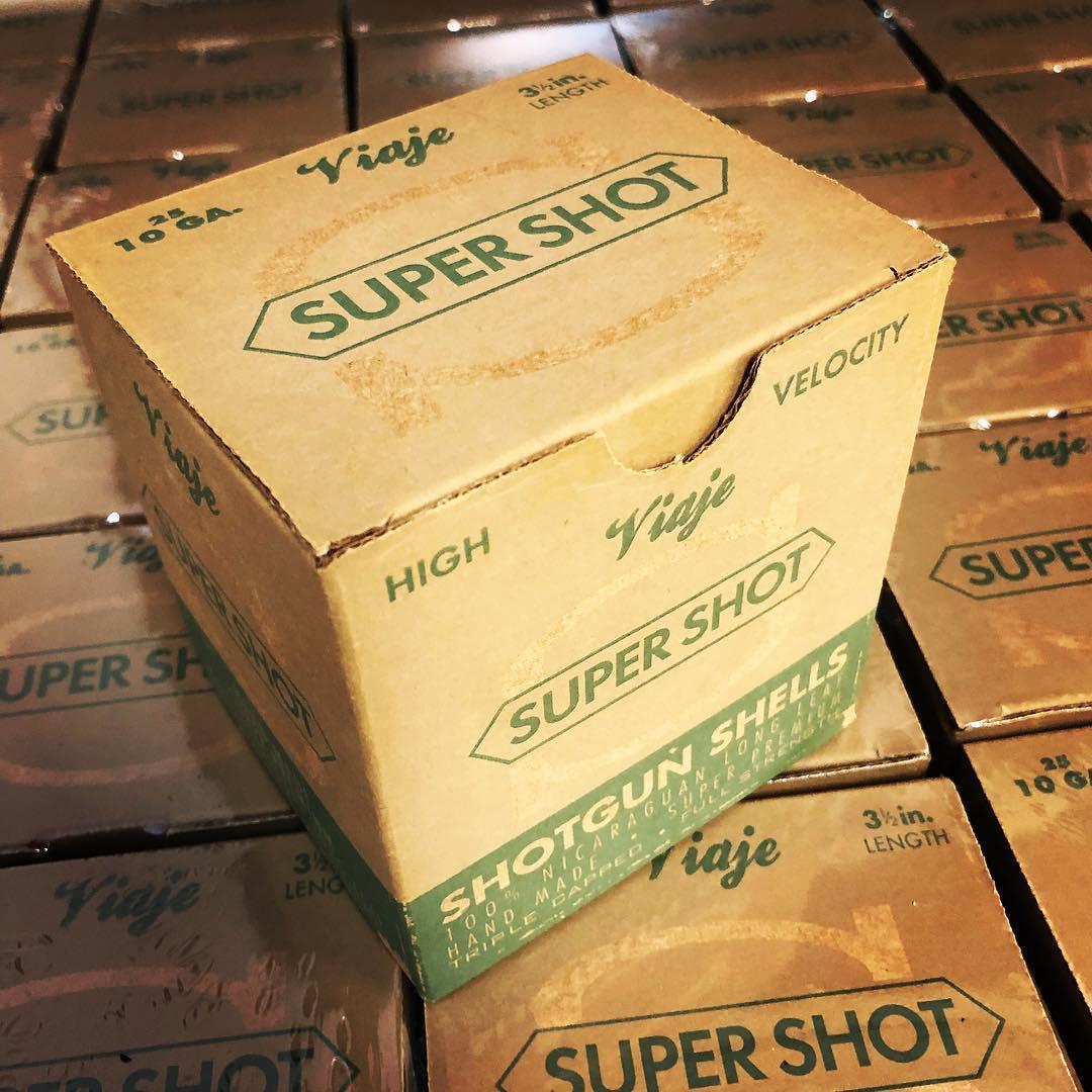 Cigar News: Viaje Super Shot Returns for 2018
