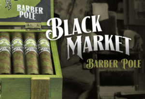 Cigar News: Alec Bradley Black Market Filthy Hooligan Barber Pole Returns for 2018