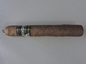 Agile Cigar Review: Black Works Studio Sindustry Robusto
