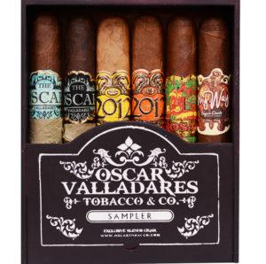 Cigar News: Oscar Valladares Tobacco & Company Releases Toro Sampler