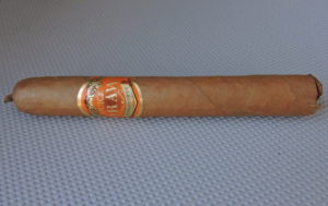 Agile Cigar Review: QuickDraw Connecticut Corona Gorda by Southern Draw Cigars