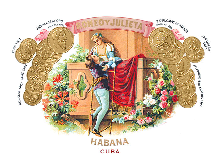 Cigar News: Romeo y Julieta Edicíon Limitada 2018 Tacos Introduced at XX Habanos Festival