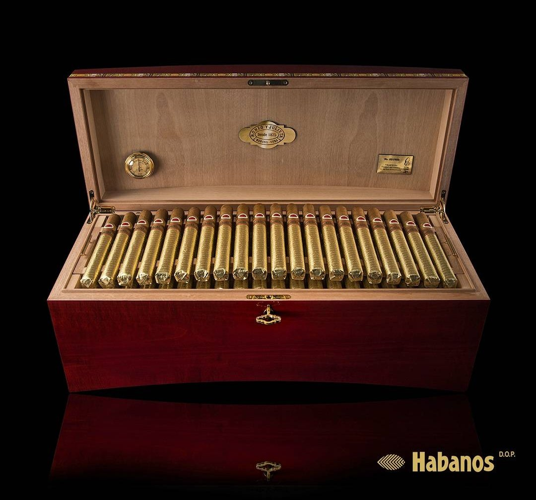 Cigar News: Romeo y Julieta Grand Churchills Introduced at XX Habanos Festival