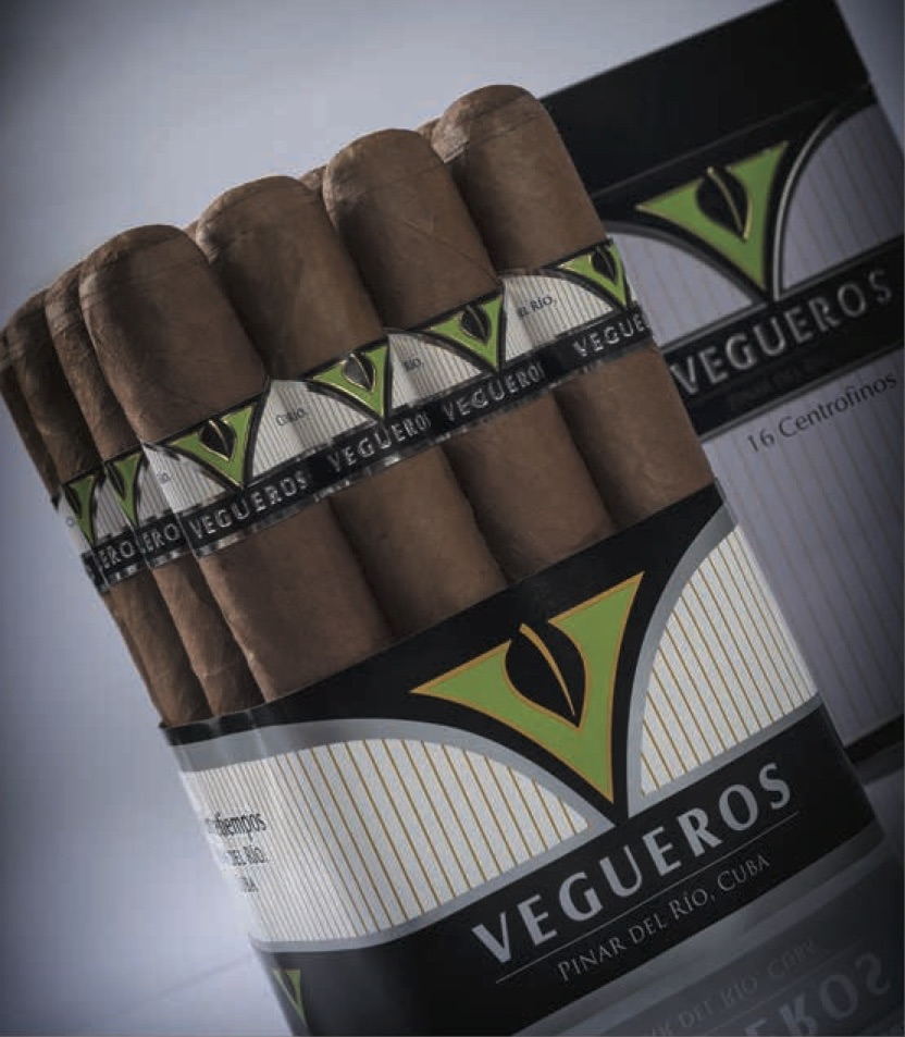 Cigar News: Vegueros Centrofinos Launched at XX Habanos Festival