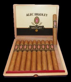 Cigar News: Alec Bradley Medalist Set for Widespread Release in April