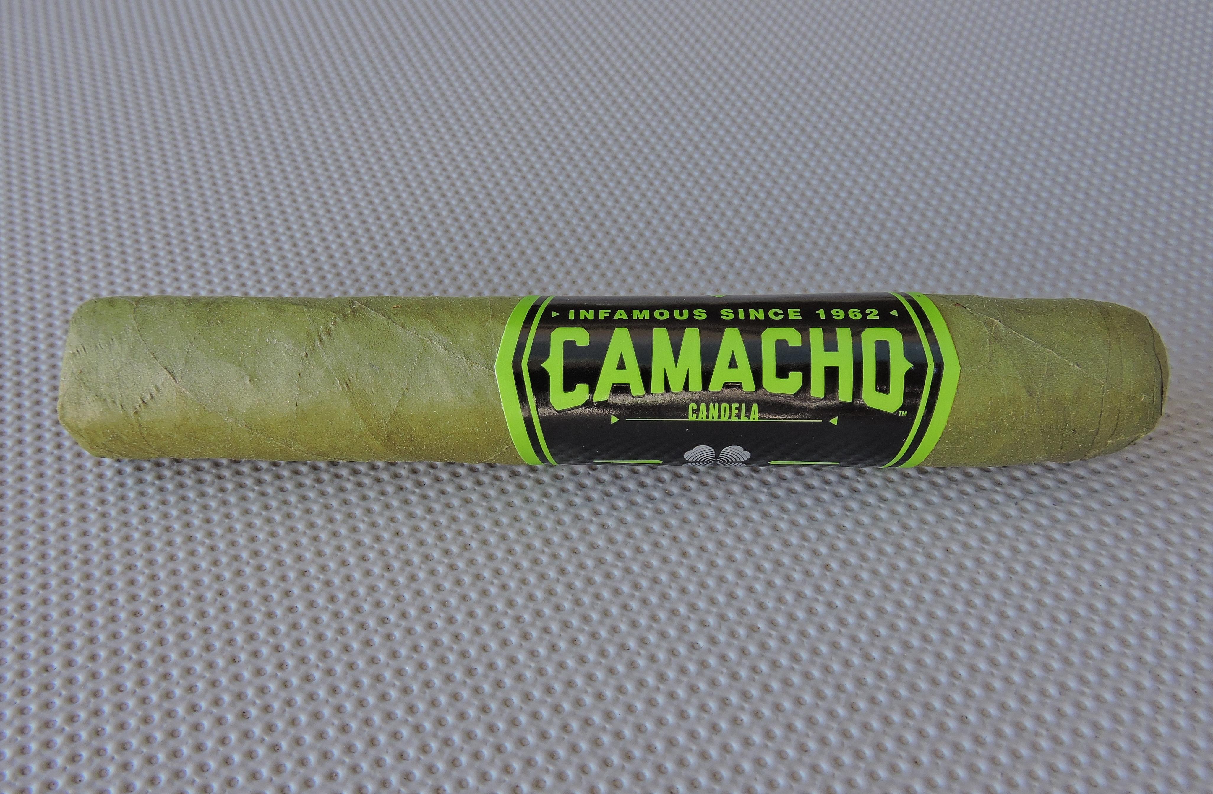 Cigar Review: Camacho Candela Robusto (2018)