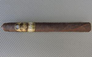 Agile Cigar Review: Debonaire Maduro Sagita