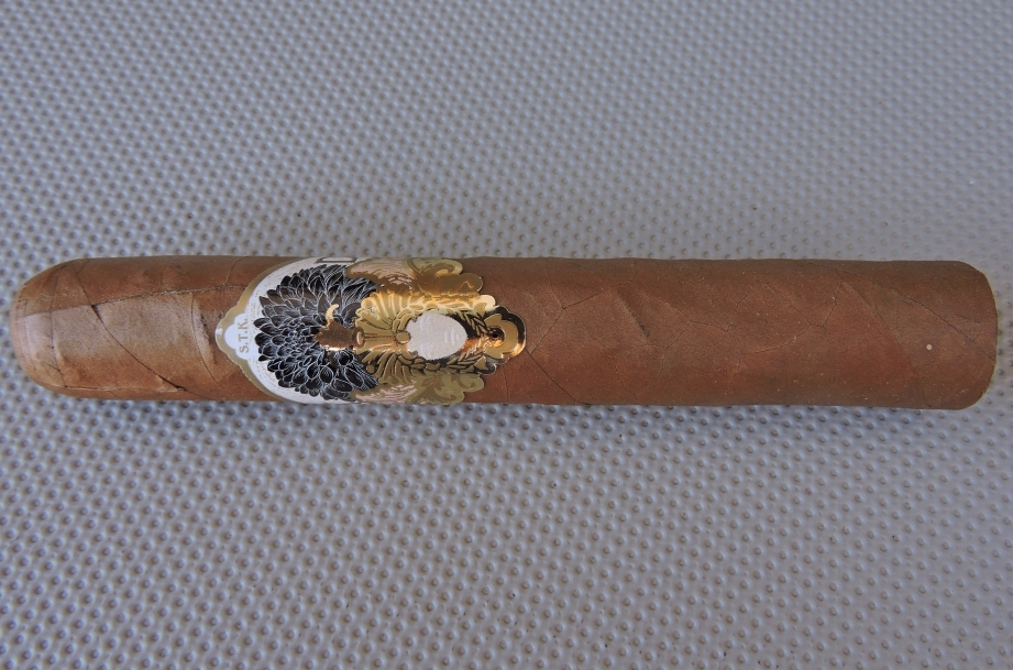 Cigar Review: Gran Habano S.T.K. Black Dahlia by George Rico Robusto