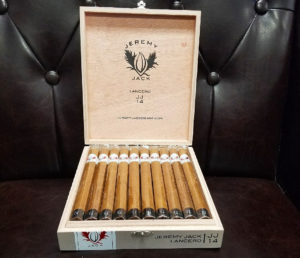 Cigar News: Jeremy Jack Cigars Releases JJ14 Lancero