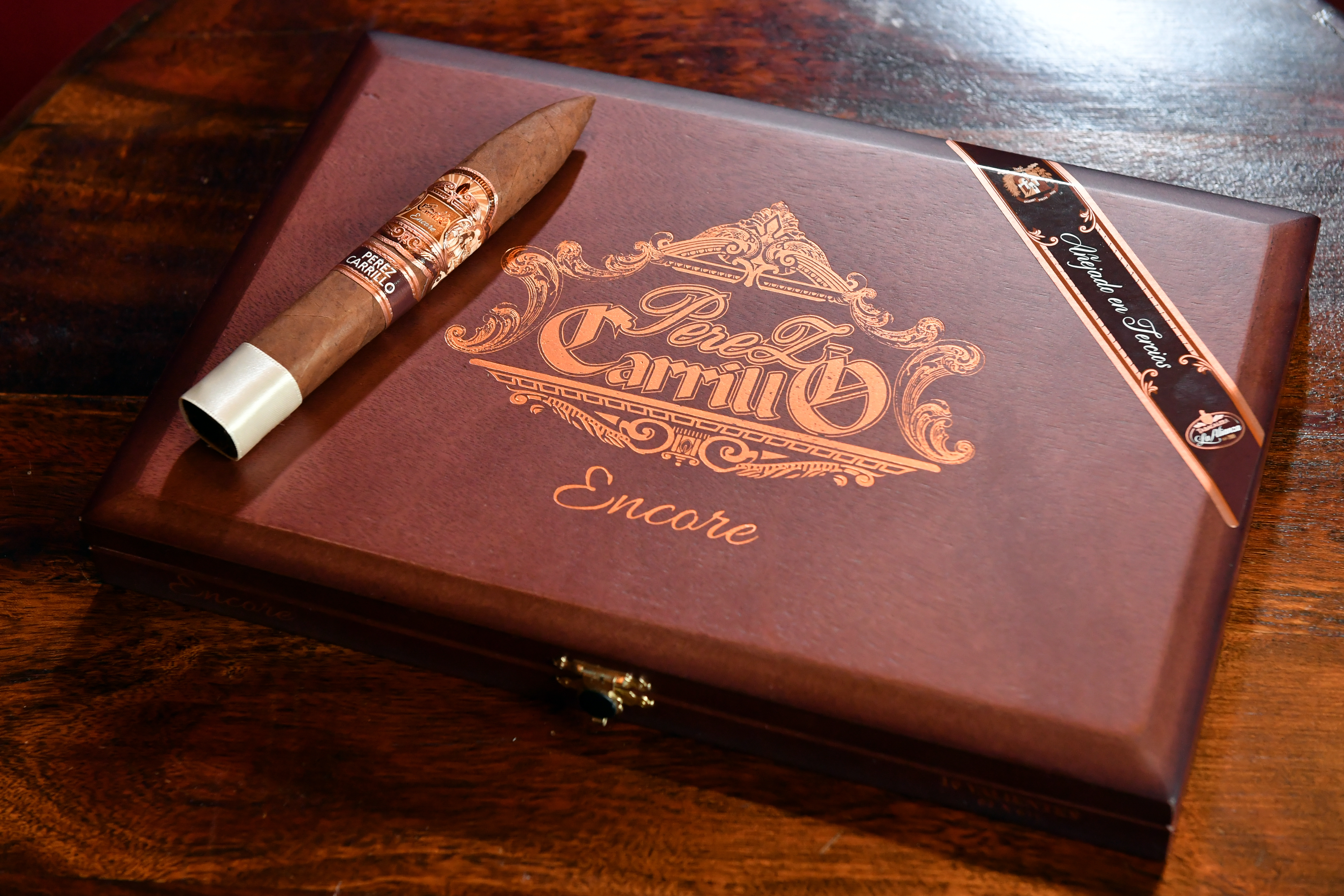 Cigar News: E.P. Carrillo Perez-Carrillo Encore Slated for March 15th Release