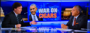 Cigar News: Rocky Patel Discusses Battle with FDA on Tucker Carlson Tonight.