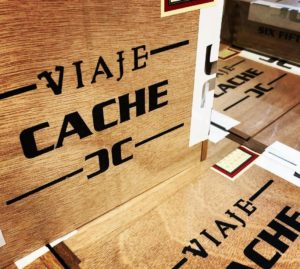Cigar News: Viaje Cache Returns for 2018 with Second Size