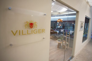 Cigar News: Villiger Lounge Opens at ABAM Factory