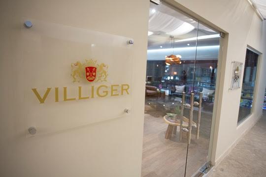 Cigar News: Villiger Lounge Opens at ABAM Factory