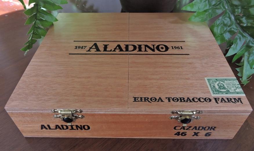 Aladino Maduro Cazador Closed Box