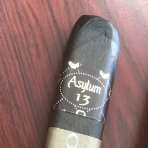 Cigar Review: Asylum Medulla Oblongata Maduro Released