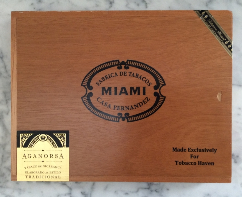Casa Fernandez Miami Tobacco Haven 30th - Box