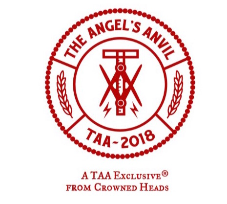 Cigar News: Crowned Heads The Angel's Anvil 2018 Announced