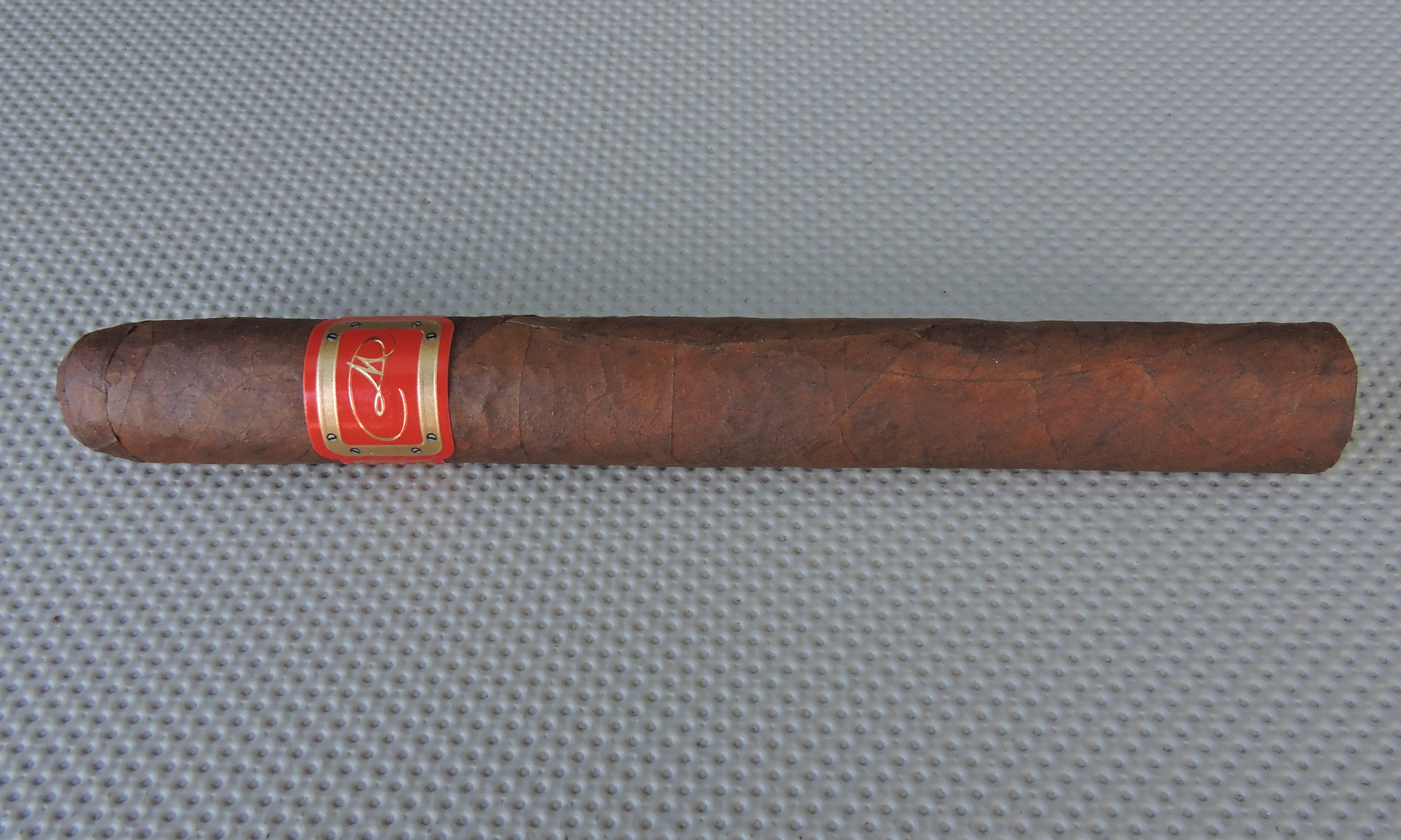 Cigar Review: Daniel Marshall DM2 Red Label Corona