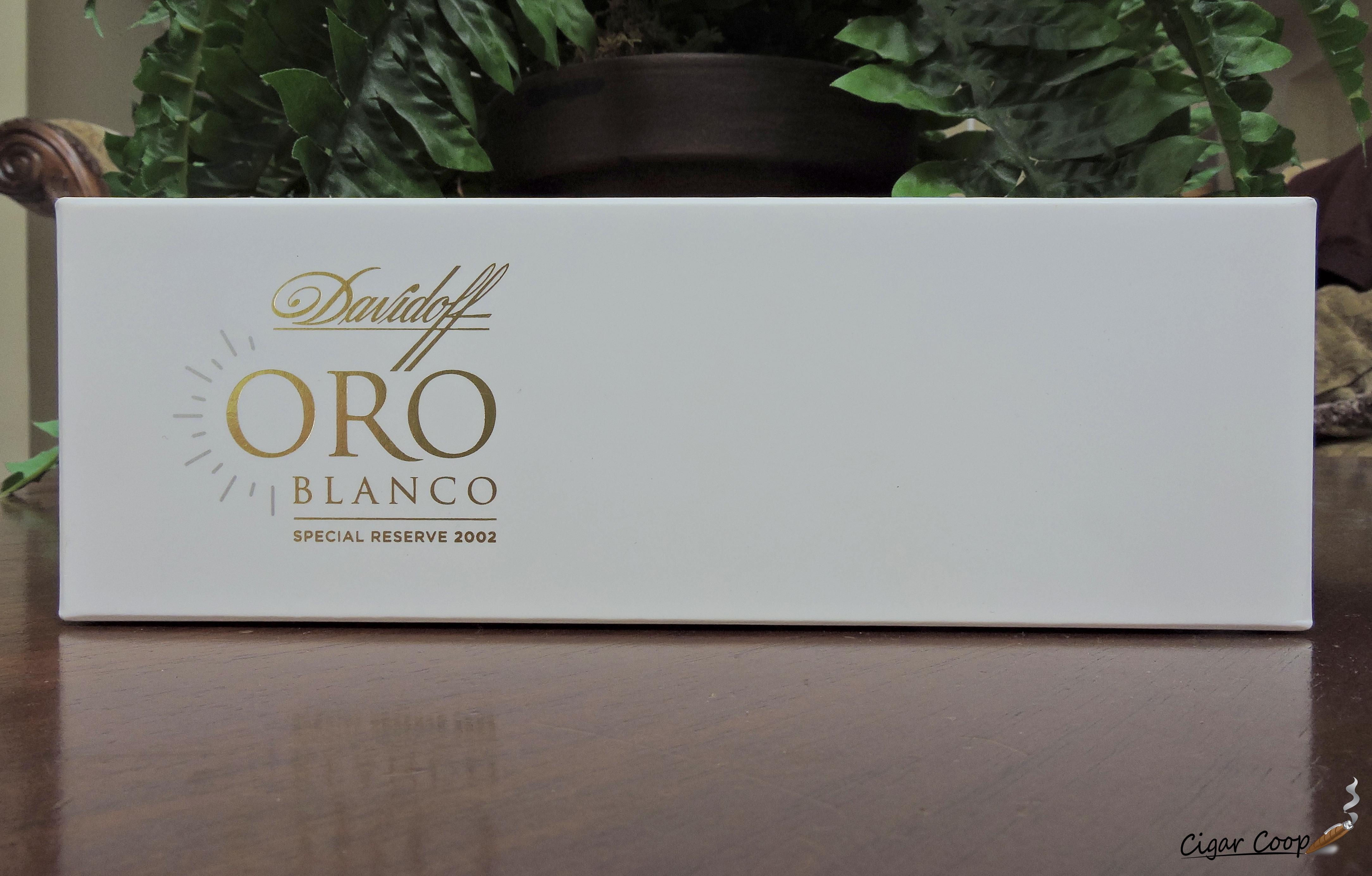 Davidoff Oro Blanco Outer