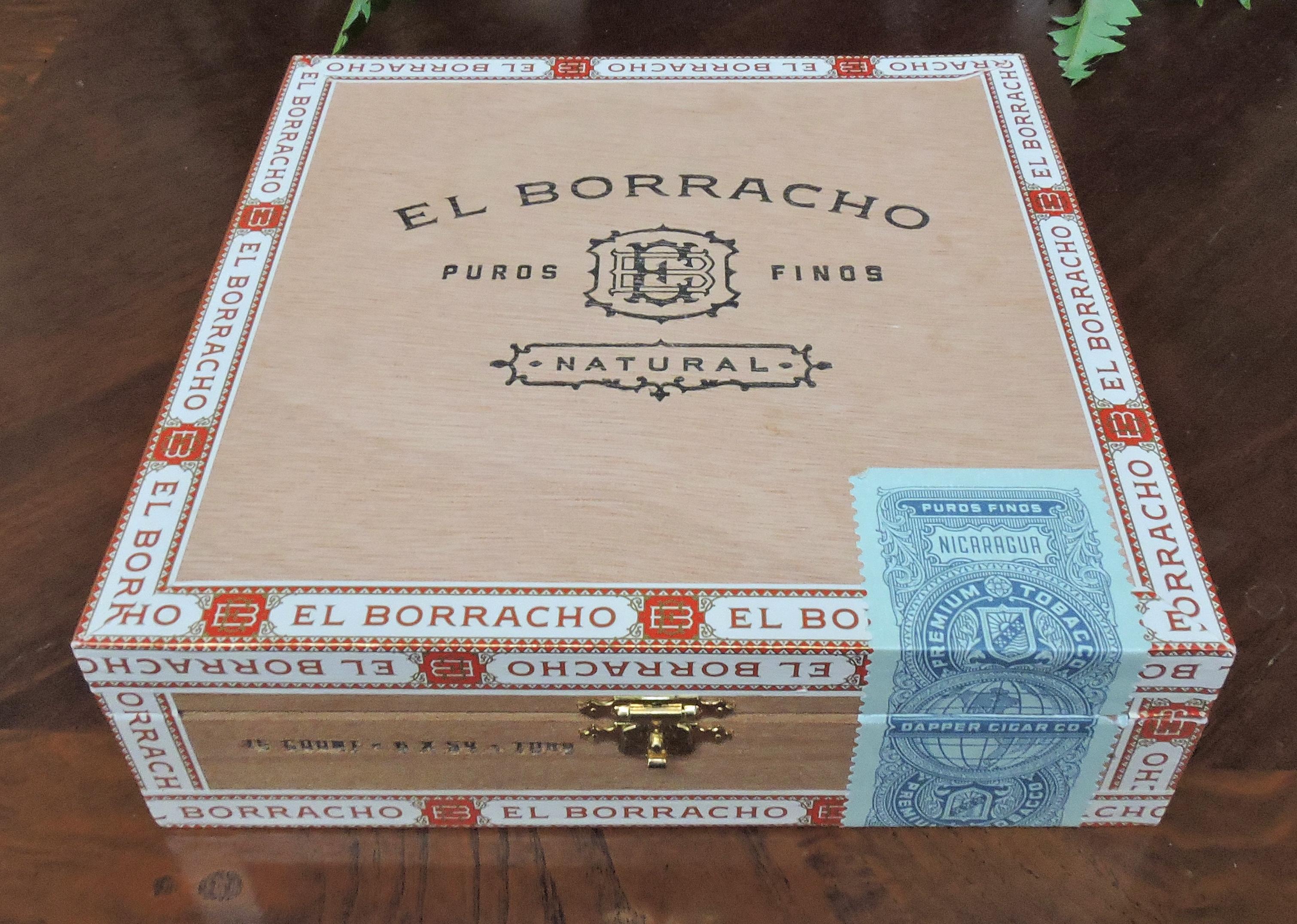 El Borracho Box