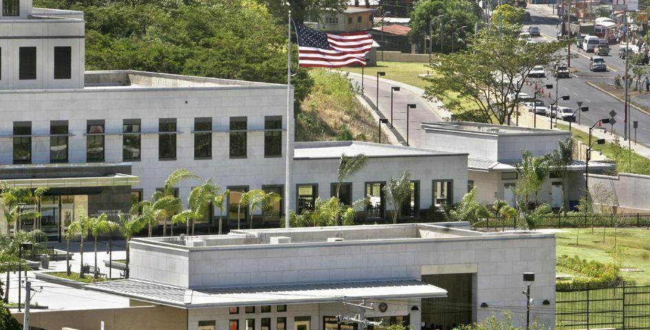 Embassy Nicaragua