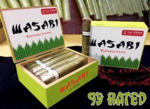 Cigar News: Espinosa Wasabi Heading to Retailers