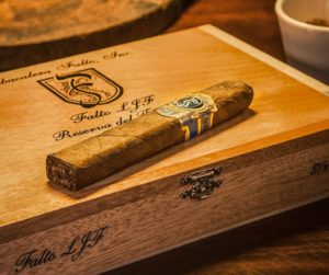 Cigar News: Falto LJF Reserva de Fundador Announced