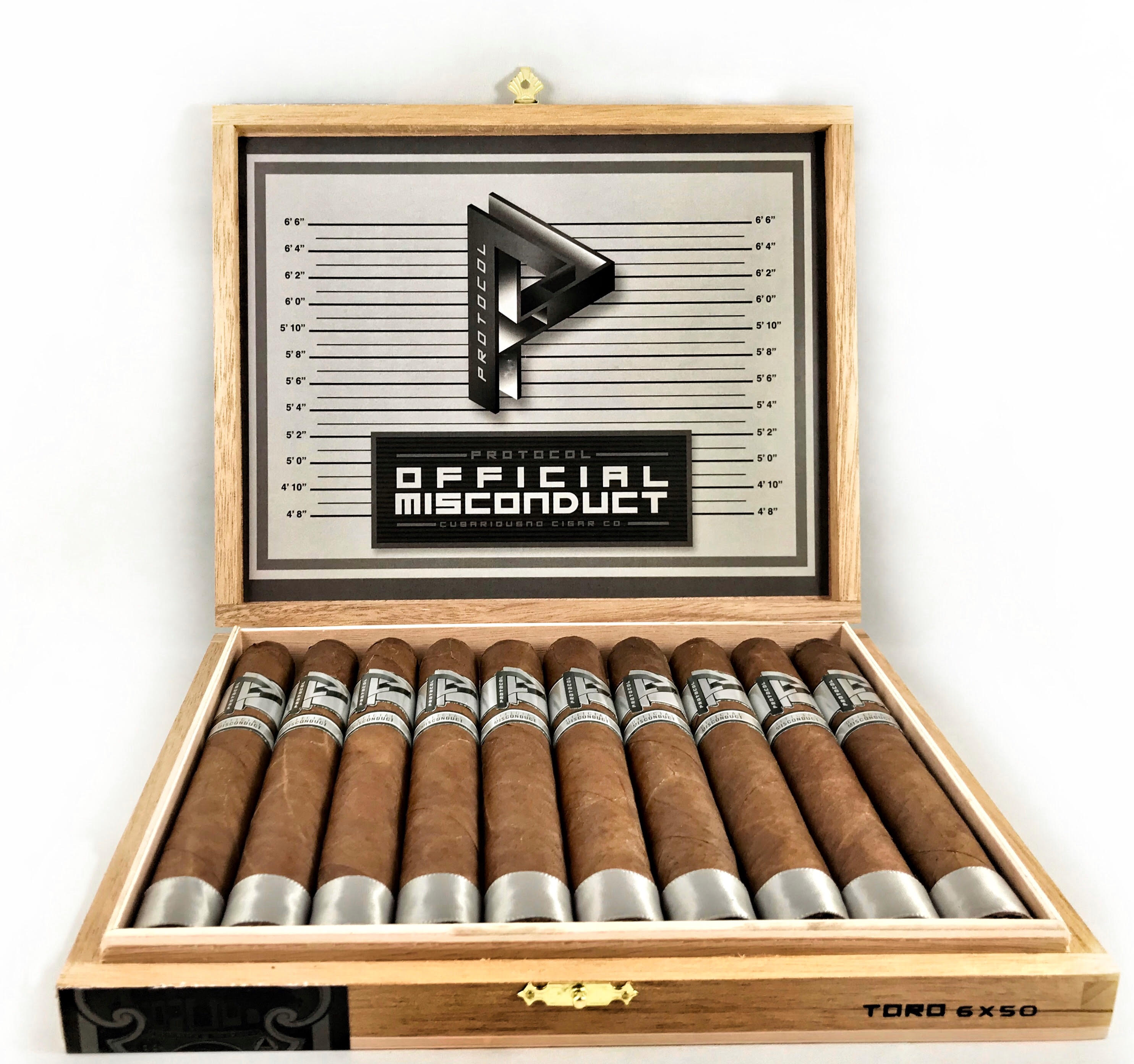 Cigar News: Cubariqueño Cigar Company to Introduce Fourth Line with Protocol Official Misconduct