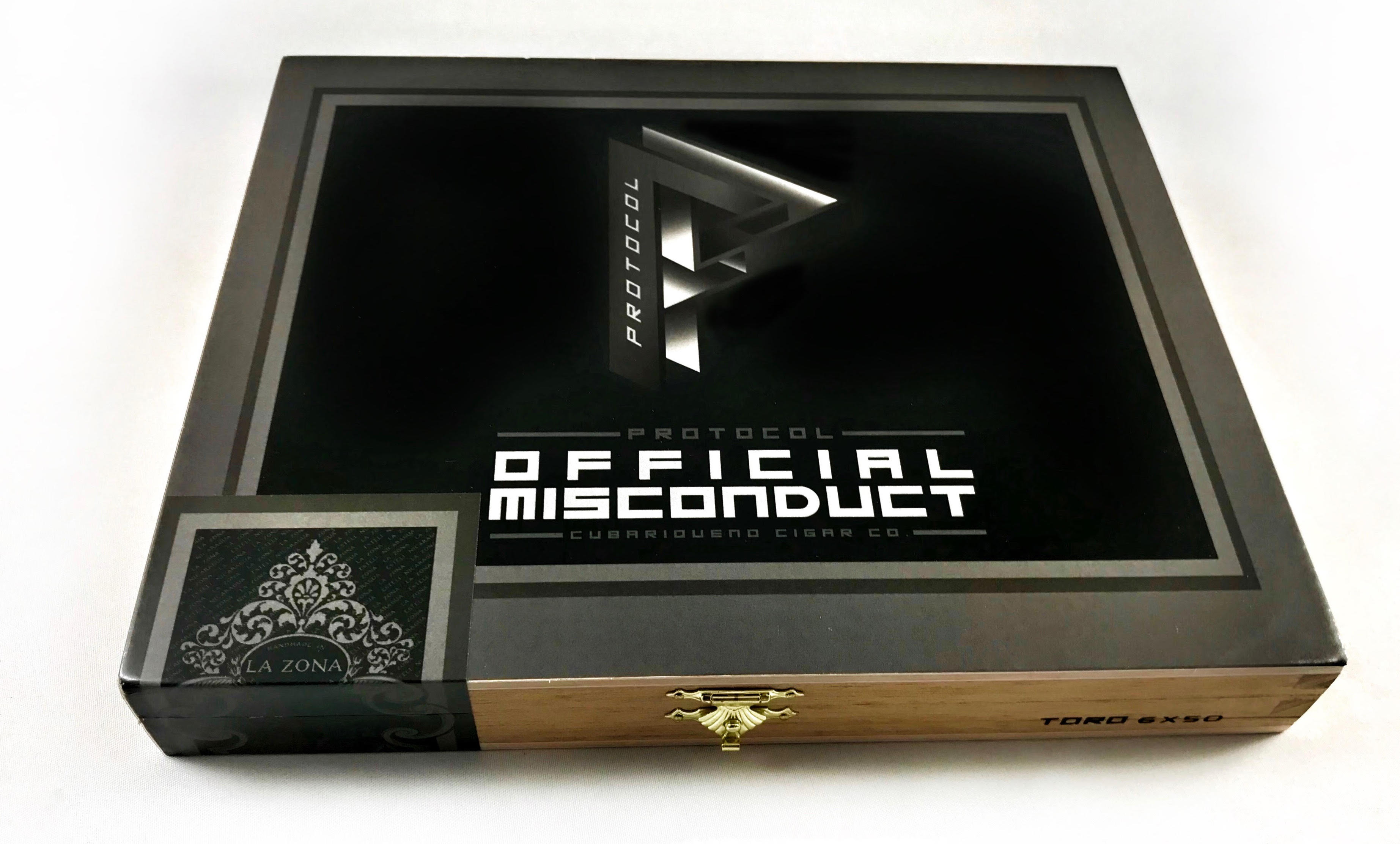 Protocol Official Misconduct_