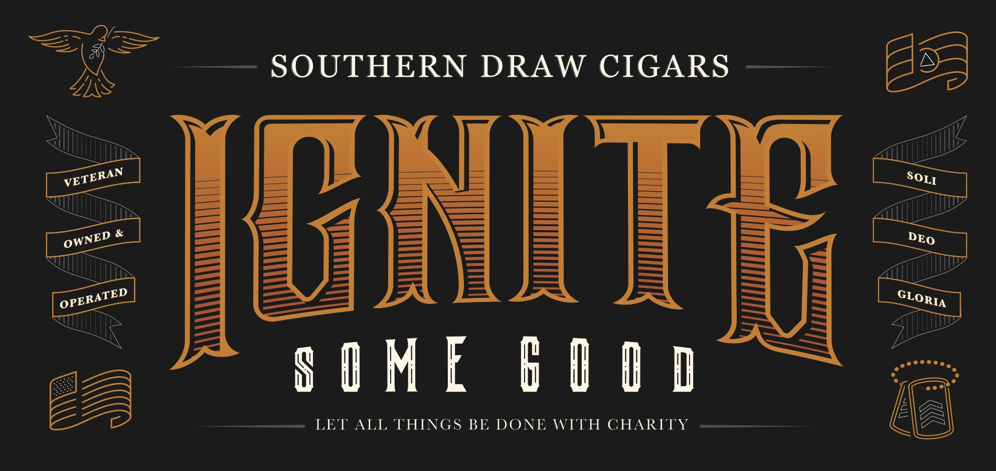 Southern Draw Ignite Label