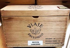 Cigar News: Viaje Petite Lanceros Coming to Exclusivo, Exclusivo Leaded, and Exclusivo Nicaragua