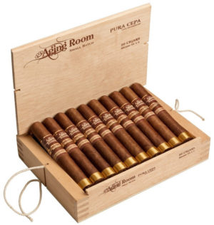 Cigar News: Aging Room Pura Cepa Set for Widespread Release