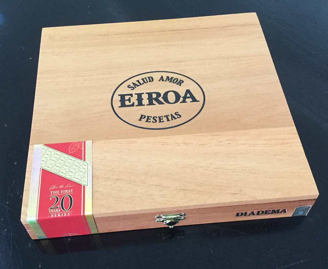 EIROA First 20 Years Diadema Box