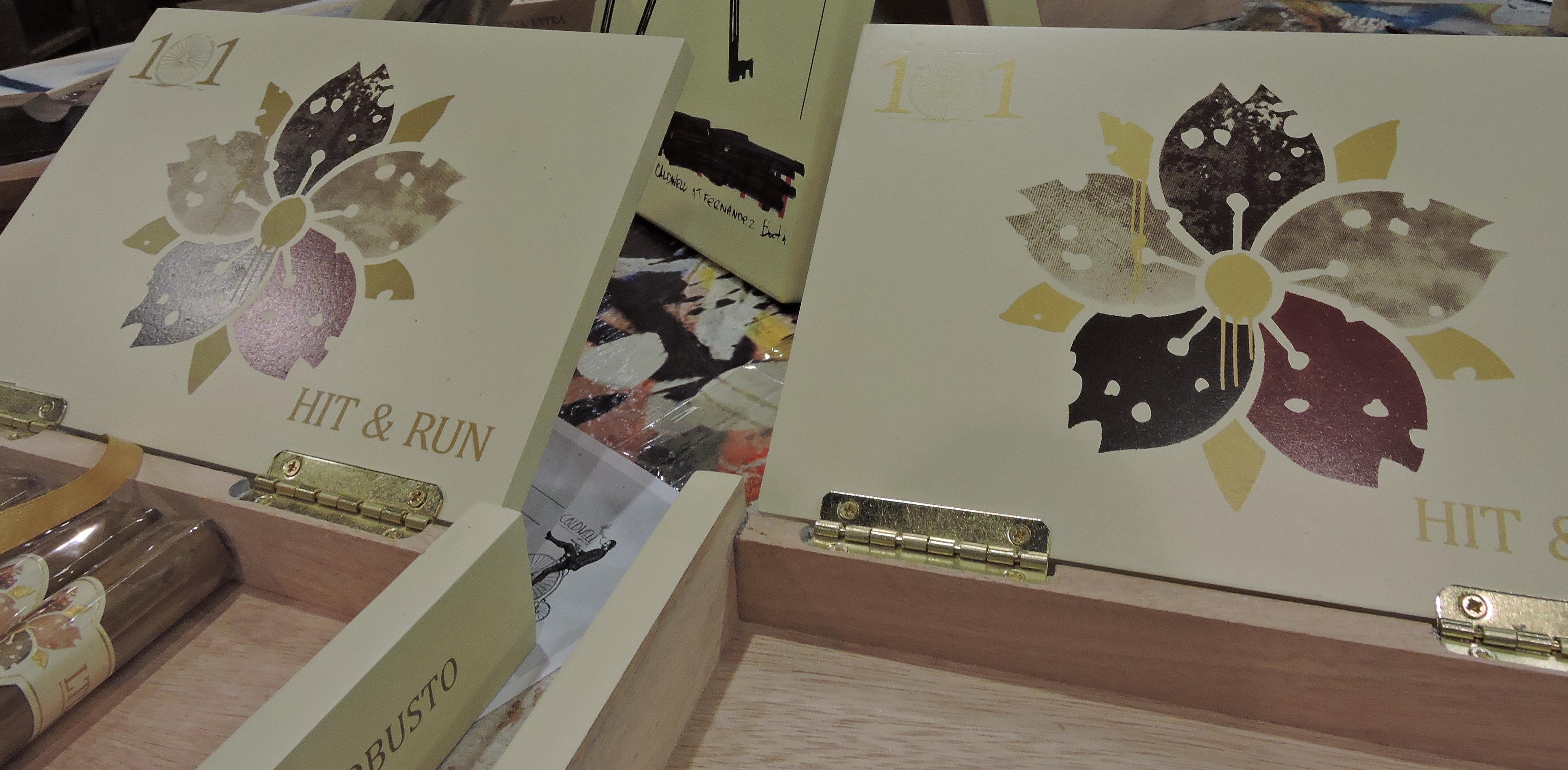 Hit & Run Packaging