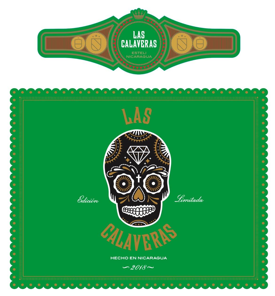 Las Calaveras 2018 Logo