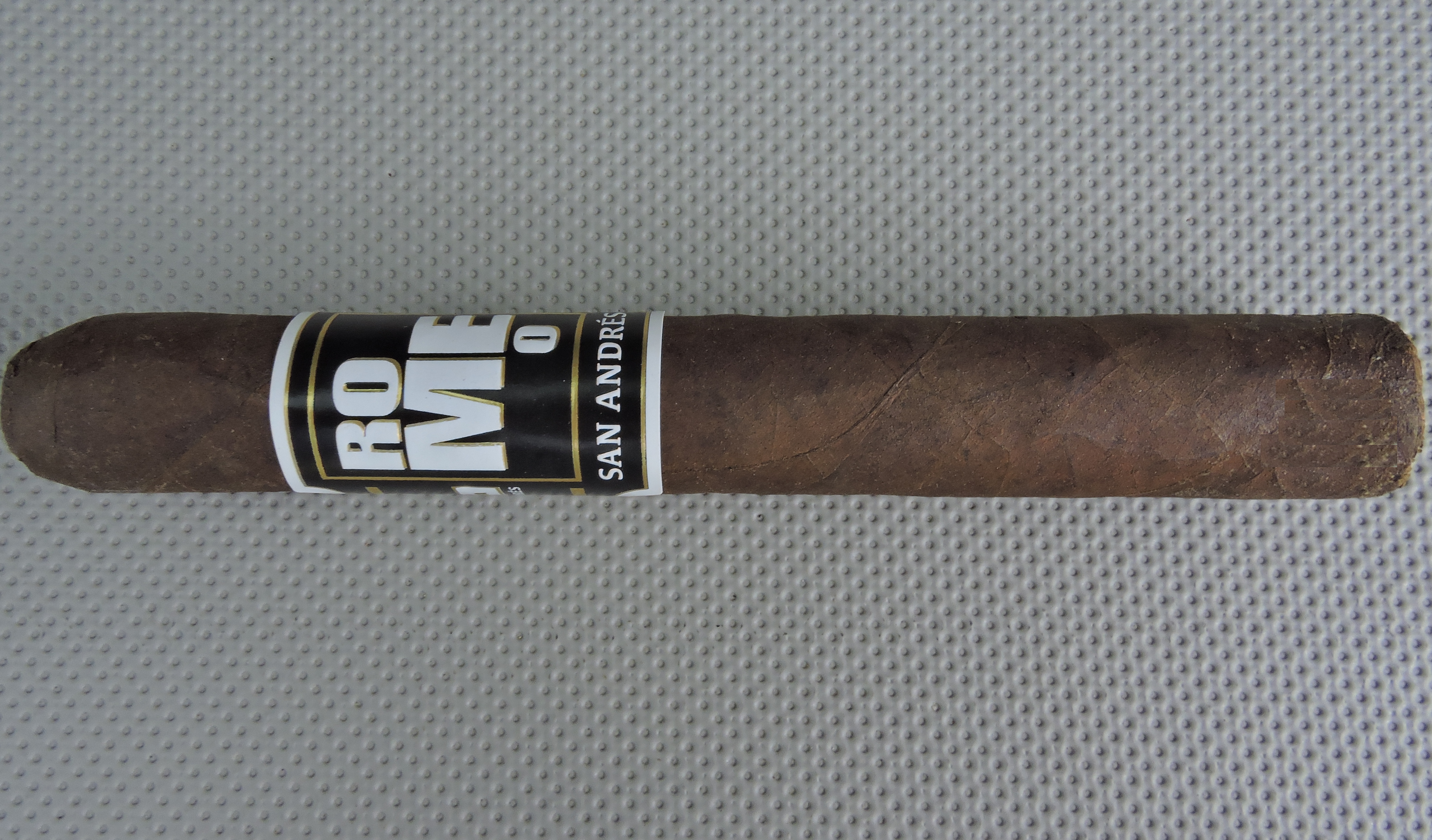 Cigar Review: Romeo San Andrés by Romeo y Julieta Toro