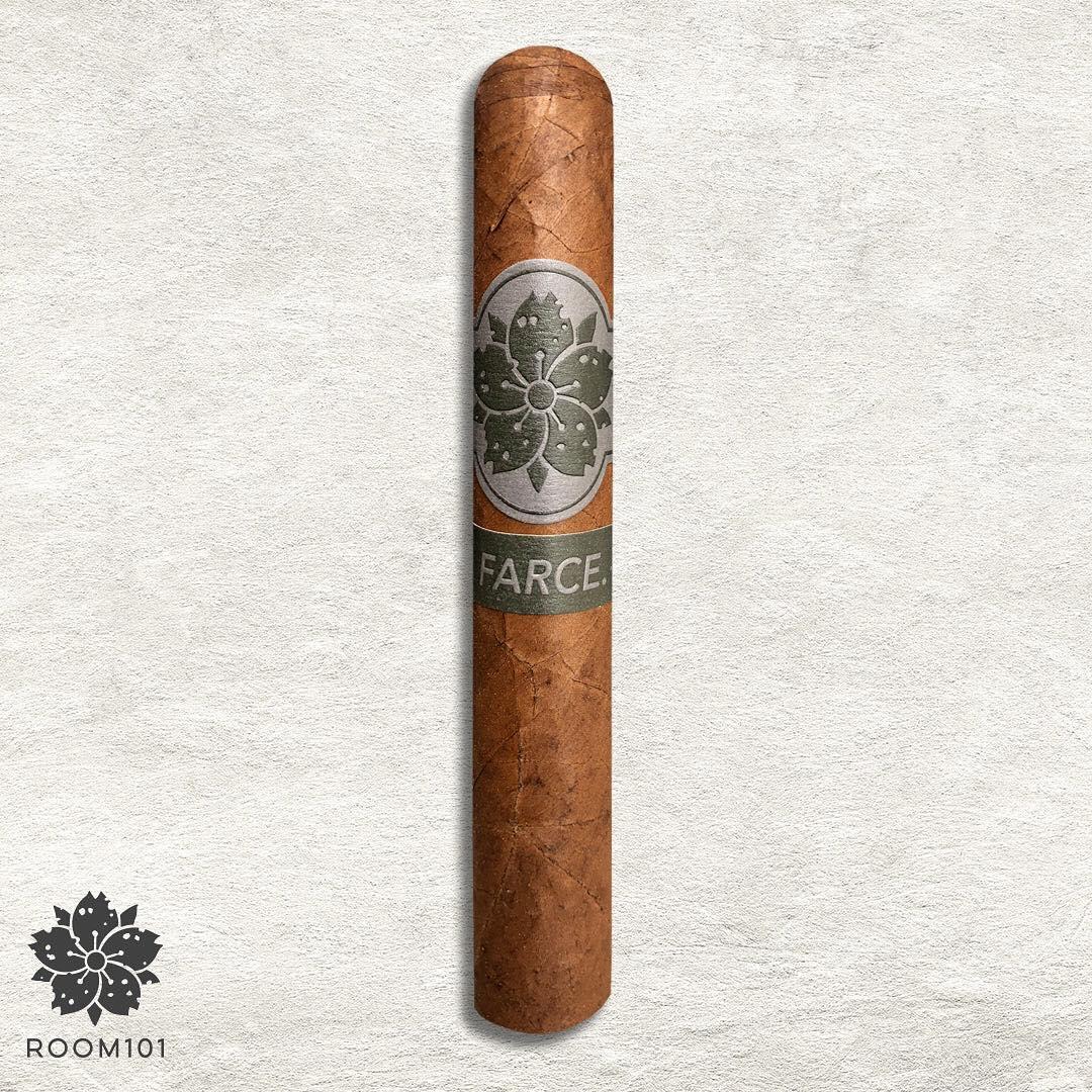 Cigar News: Room 101 Farce Heads for Full Launch
