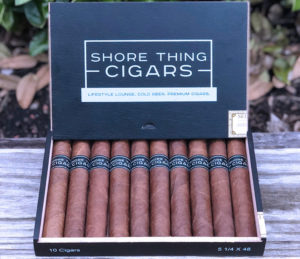 Cigar News: Shore Thing Cigars & Crowned Heads Team Up on Exclusive Cigar
