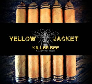 Cigar News: Black Works Studio Yellow Jacket to Debut at 2018 IPCPR