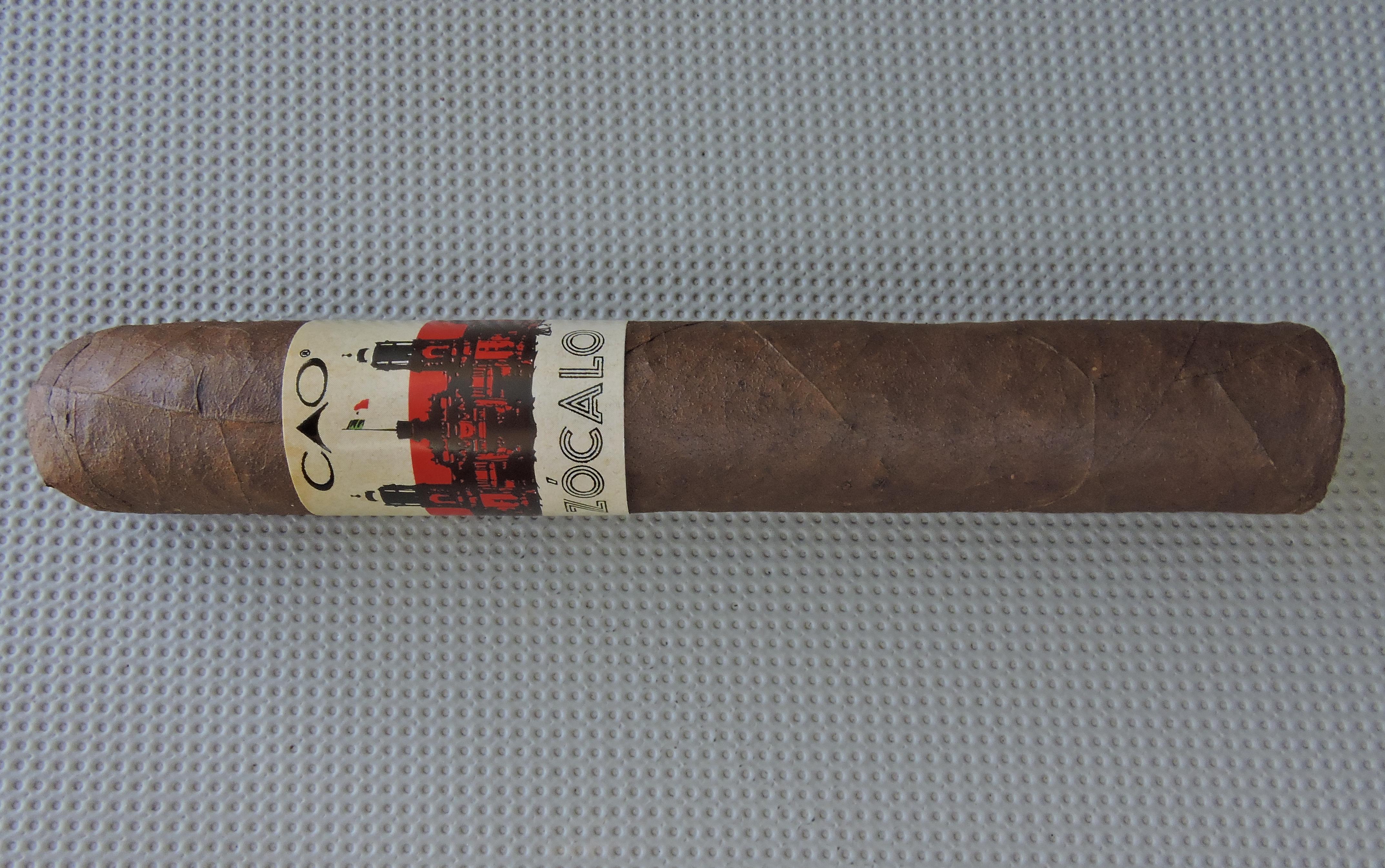 Cigar Review: CAO Zócalo