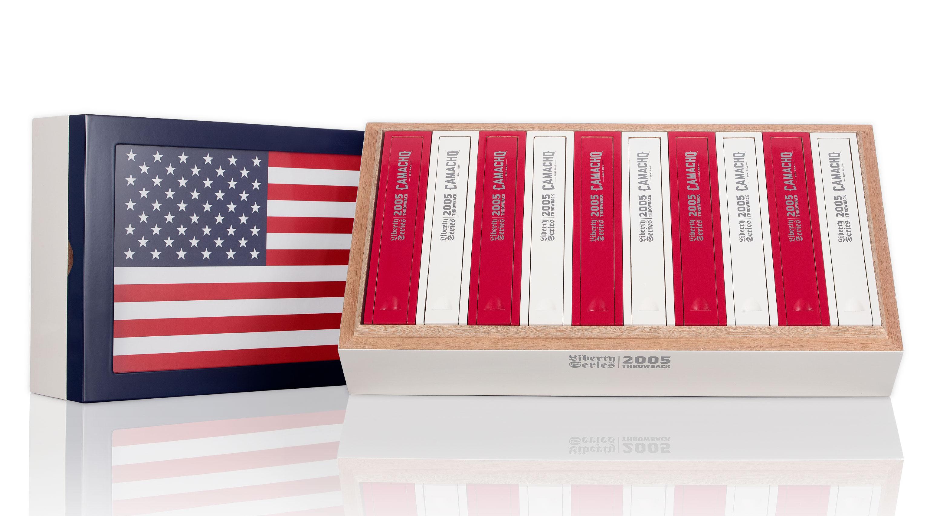 Cigar News: Camacho Liberty 2005 Throwback to be 2018 Installment of Liberty Series
