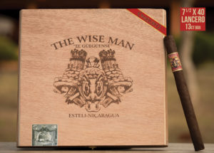 Cigar News: Foundation Cigar Company to Launch Wise Man Maduro Lancero